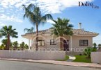 Chalet independiente en Rojales. Campos de golf