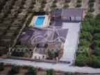 Chalet independiente en Orihuela. Campos de golf