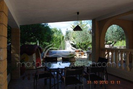 Chalet independiente, Situado en Tibi Alicante 11