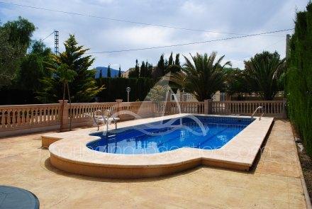 Chalet independiente, Situado en Tibi Alicante 2