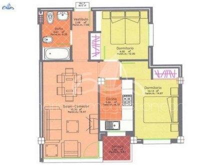 Apartamento, Situado en Elche Alicante 18