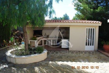 Chalet independiente, Situado en Tibi Alicante 7