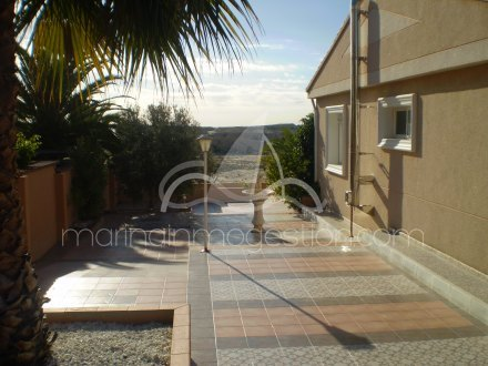 Chalet independiente, Situado en San Fulgencio Alicante 3