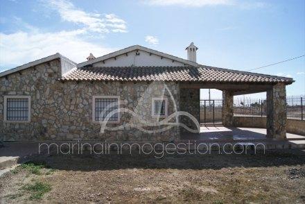 Chalet independiente, Situado en Albatera Alicante 4