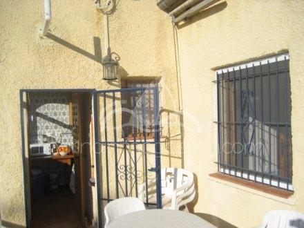 Chalet independiente, Situado en San Fulgencio Alicante 38