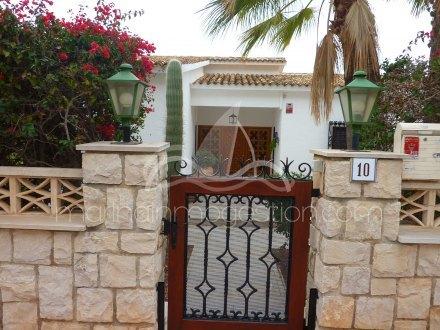Chalet independiente, Situado en Santa Pola Alicante 4