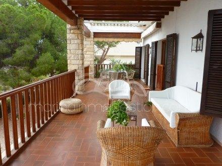 Chalet independiente, Situado en Santa Pola Alicante 12