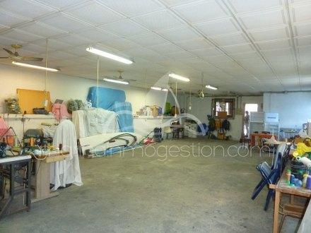 Local comercial, Situado enBenijófarAlicante 4