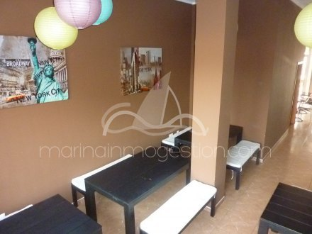 Local comercial, Situado en Elche Alicante 12