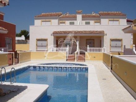 Chalet, Situado en San Fulgencio Alicante 36