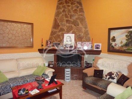 Chalet independiente, Situado en Dolores Alicante 3