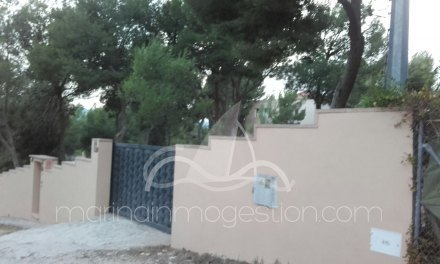 Finca, Situado en Tibi Alicante 1