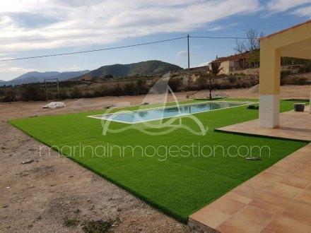 Chalet independiente, Situado en Romana (la) Alicante 2