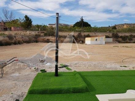 Chalet independiente, Situado en Romana (la) Alicante 3