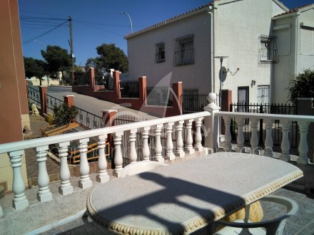 Chalet independiente, Situado en San Fulgencio Alicante 4