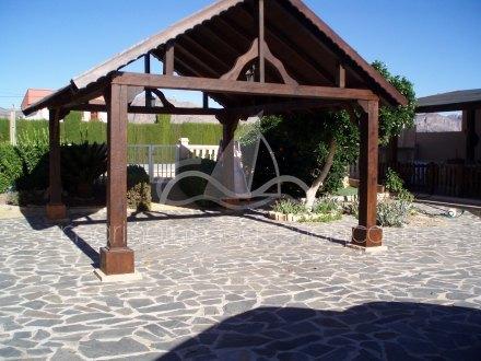 Chalet independiente, Situado en Orihuela Alicante 11