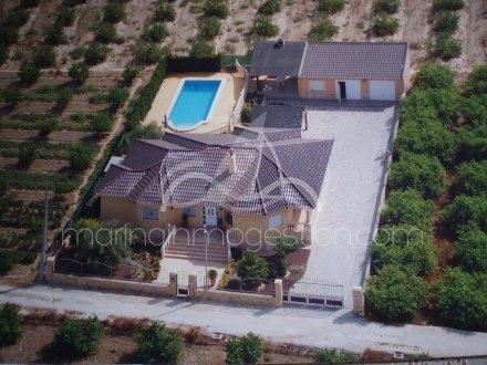Chalet independiente, Situado en Orihuela Alicante 1