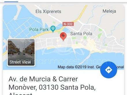 Apartamento, Situado enSanta PolaAlicante 13