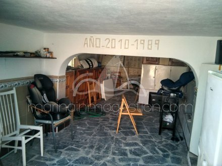 Chalet independiente, Situado en San Fulgencio Alicante 13