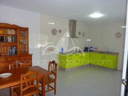 Chalet independiente, Situado en San Fulgencio Alicante 8