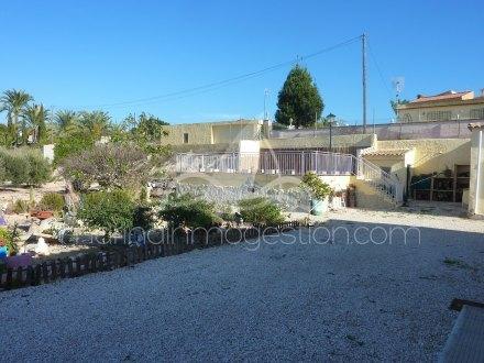 Chalet independiente, Situado en San Fulgencio Alicante 31